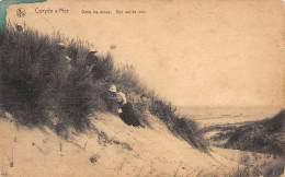 COXYDE S/Mer - Dans Les Dunes - Vue Sur La Mer - Koksijde