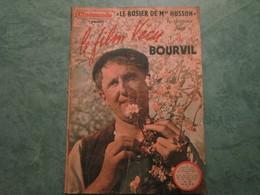 """CINEMONDE - """"Le Rosier De Mme Husson"""" - Le Dernier Film De BOURVIL N° 32 - 16 Pages - Cinema"""