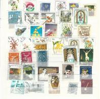 40479 ) Collection Malaysia Hungary Postmark - Stamps