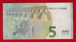 5 EURO PORTUGAL U003B1 MA0531149888 - UNC NEUF - EURO
