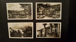 Lot Of 4 Old Orig. Photos Abbazia  Opatija Ed. A. Traldi - Milano Istra Croatia Istria Carnaro - Photography