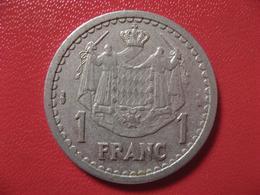 Monaco - 1 Franc Louis II (1943) 7753 - Monaco