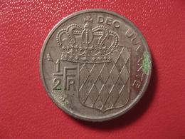 Monaco - 1/2 Franc 1965 7767 - Monaco