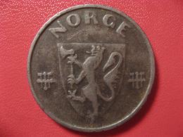 Norvège - 5 Ore 1943 7751 - Norvège