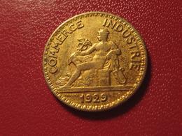 Bon Pour 50 Centimes 1929 - Chambre De Commerce Et Industrie 7917 - G. 50 Céntimos