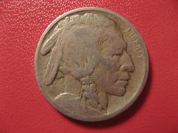 Etats-Unis - USA - 5 Cents Buffalo 1913 7861 - Emissioni Federali