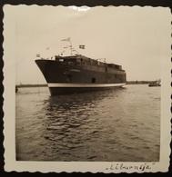 Liburnija 1969 No Finished In Shipyard In Holand Nizozemska First Ferry Boat On Croatian Coast RIJEKA CROATIA RR - Photography