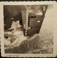 Liburnija 1969 No Finished In Shipyard In Holand Propeller First Ferry Boat On Croatian Coast RIJEKA CROATIA RR - Photography