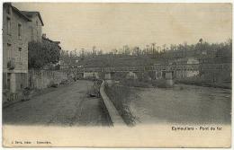 EYMOUTIERS Pont De Fer, Datée 1906 - Eymoutiers