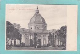Old Postcard Of St.James Church,Delhi, India,,V34. - India