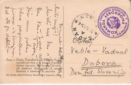 1357  AK  ZADAR    ZEMUNIK   1945 - Croatia