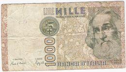 Italie - Billet De 1000 Lire - 6 Juin 1982 - Marco Polo - [ 2] 1946-… : Républic