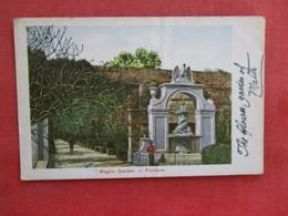 Maglio Garden Floriana  Crease  Ref 2866 - Malta