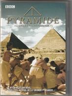 DVD Doc PYRAMIDE Au Dela De L Imagination    Etat: TTB Port 110 Gr Ou 30gr - Documentary