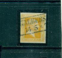Preussen,König Friedrich Wilhelm IV Nr. 8 A X, Geprüft BPP - Prussia