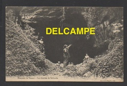 DF / 70 HAUTE SAÔNE / ÉCHENOZ-LA-MÉLINE / LES GROTTES DE SOLBORDE / ANIMÉE / CIRCULÉE EN 1912 - Autres Communes