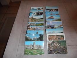 Grand Lot De 1000 Cartes Postales Semi - Modernes Grand Format Du Monde ( Toutes Timbrées )    1000 Postkaarten Wereld - Postcards