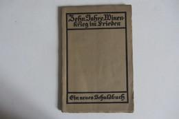 La Propagande Française En Alsace Moselle 1918 Berne Par X - Livres, BD, Revues