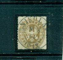 Preussen,Wappen Von Preussen  Nr. 18, Idealer Vollstempel Nikolai - Prussia