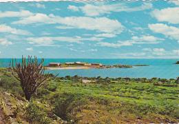 Mamora Bay Beach Hotel - Antigua - Circulé 1973, Voir Timbre Et Flamme Parlante - Antigua & Barbuda