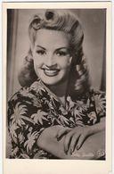 Carte Postale D'artiste / Movie Star Postcard - Betty Grable (#2212) - Acteurs