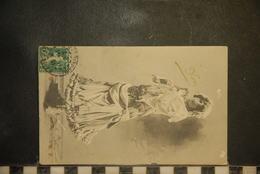 CP, ARTISTE 1900 - YARA - Artistes