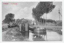 Tubize - Le Canal - Tubeke