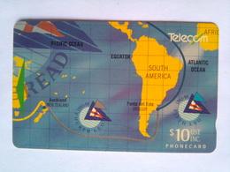 181CO Whitbread $10 - New Zealand