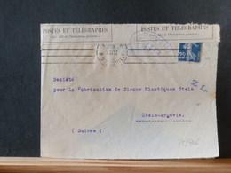 75/406  LETTRE POUR LA SUISSE 1916 CENSURE - Marcofilie (Brieven)