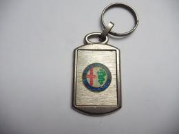 Porte Clés , Auto Alfa Roméo - Porte-clefs