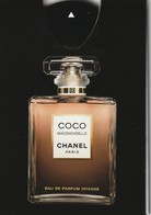 CHANEL NEW  Puffer *Coco Mademoiselle * E De P Intense - Modern (from 1961)