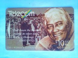 151CO TePuen Herangi $10 - New Zealand