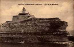Corse   - Bonifacio - Phare De La Madonetta -  SC71-5  - R/V - Autres Communes