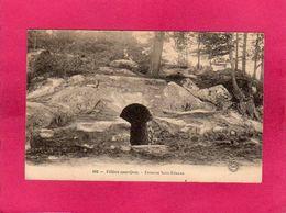 77 Seine Et Marne, Villiers-sous-Grez, Fontaine Saint-Etienne, 1905, (A. Siron) - Francia