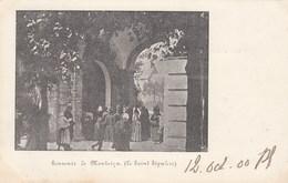 SCHERPENHEUVEL  /  MONTAIGU /   SOUVENIR / BEDEVAARDERS  1900 PRECURSEUR - Scherpenheuvel-Zichem