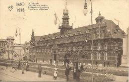 BELGIQUE  GAND Pavillon De Hollande  Expo Internationale  1913 - Gent