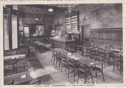 Leuven - Café Gambrinus - Leuven