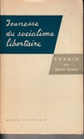 Daniel Guérin -Jeunesse Du Socialisme Libertaire - Politik
