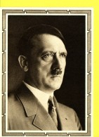 GERMANIA REICH  - POSTKARTE - 20/04/1939  50° COMPLEANNO DI  ADOL HITLER  -   ANULLO  DI WILZ - Personnages Historiques