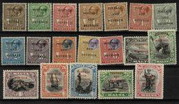 MALTA - 1928 POSTAGE & REVENUE OVERPRINT - Malta