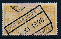"TR 166 - ""GENT-DAMPOORT 3 - GAND-PORTE D'ANVERS"" - (ref. LVS-19.924) - Chemins De Fer"