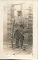 Carte Photo. Soldat Du 223e En Tenue - Régiments
