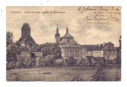 POMMERN - KONITZ / CHOJNICE, Ortsansicht Mit Kirche - Pommern