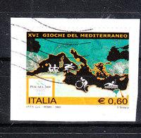Italia   -   2009.  Giochi Del Mediterraneo. Mediterranean Games. - Stamps