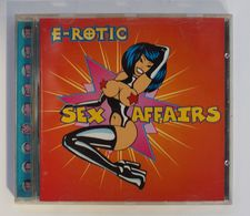 CD : E-Rotic Sex Affairs ( RRCDA9 ) - Dance, Techno & House