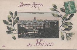 Bonne Annee Du Havre L Hotel De Ville - Le Havre