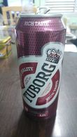 Israel-tuborg-rich Taste-beer-(500mil)-good - Cannettes
