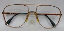 Original LACOSTE Brillengestell Aus Den 80er Jahren - Dunkelgrün - 54/15 - Brillen