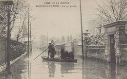JOINVILLE LE PONT : La Rue Vautier - Joinville Le Pont