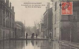JOINVILLE LE PONT : La Rue De Brétigny - Joinville Le Pont